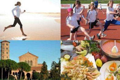 Una vacanza di gruppo, un ritiro sportivo